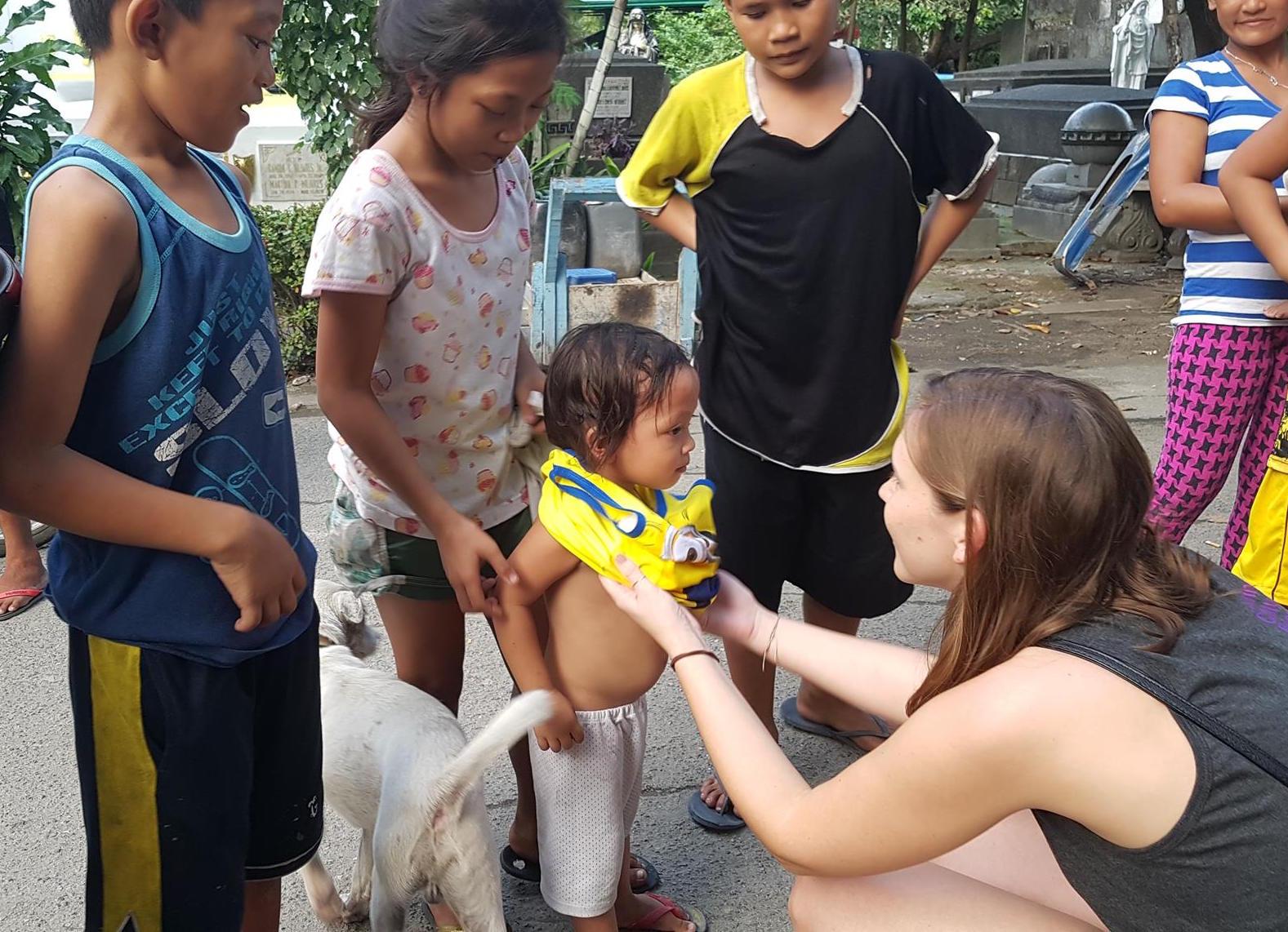True Manila Silent Village, Philippines