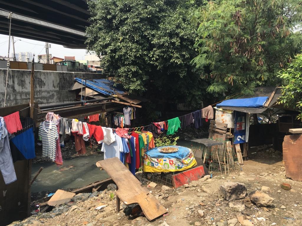 True Manila Hidden Tunnel, Philippines