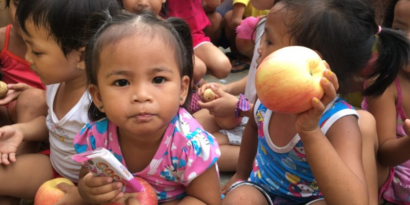 Volunteering – No act of kindness is ever wasted / Philippines