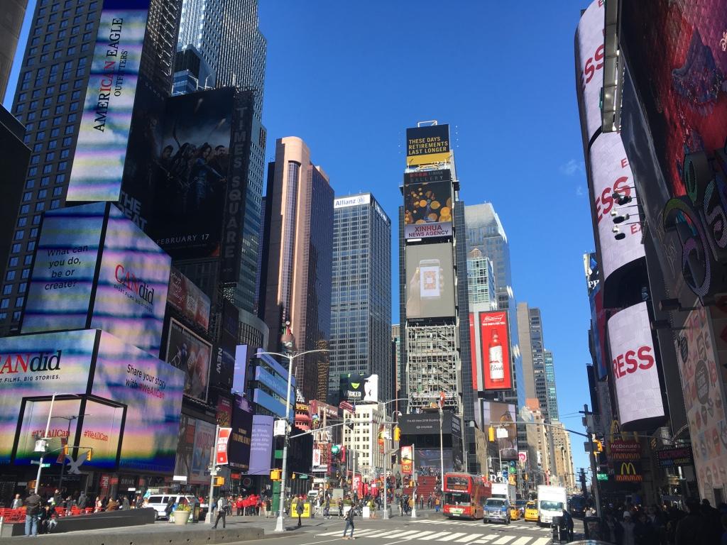 NY Sightseeing