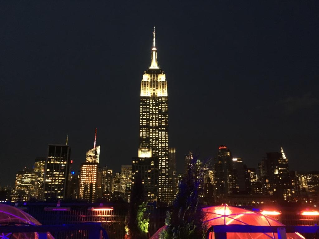 NY Night Time
