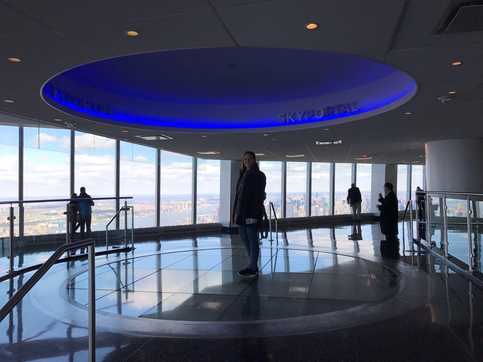 NY One World Observatory