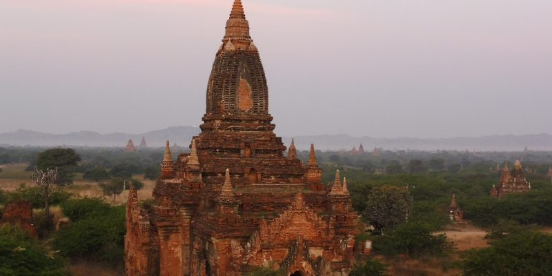 Bagan: City of Temples