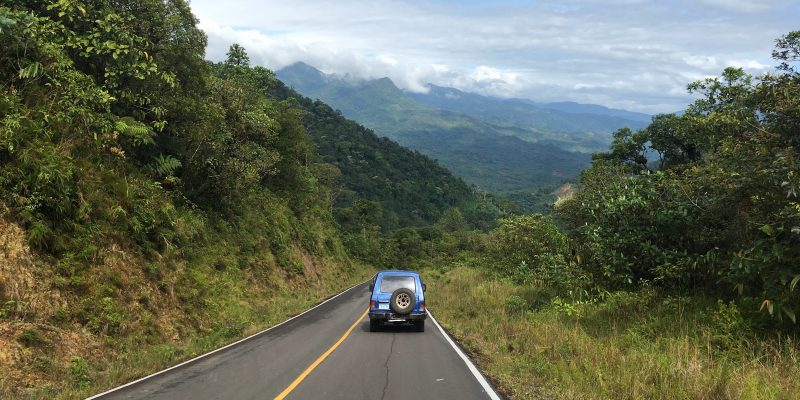 Review: Driving a car in Panama