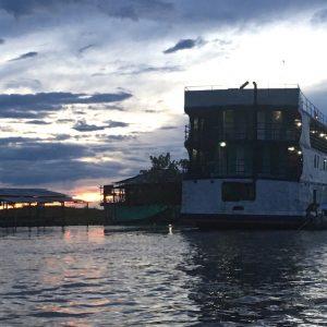 Amazonas Boat