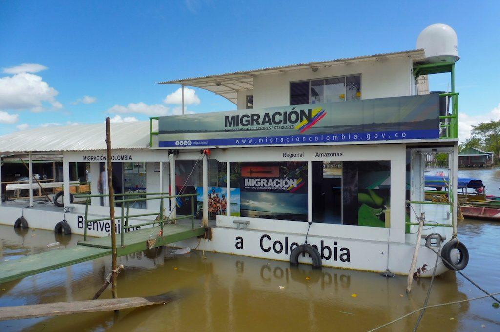 Amazonas Migration Office Leticia