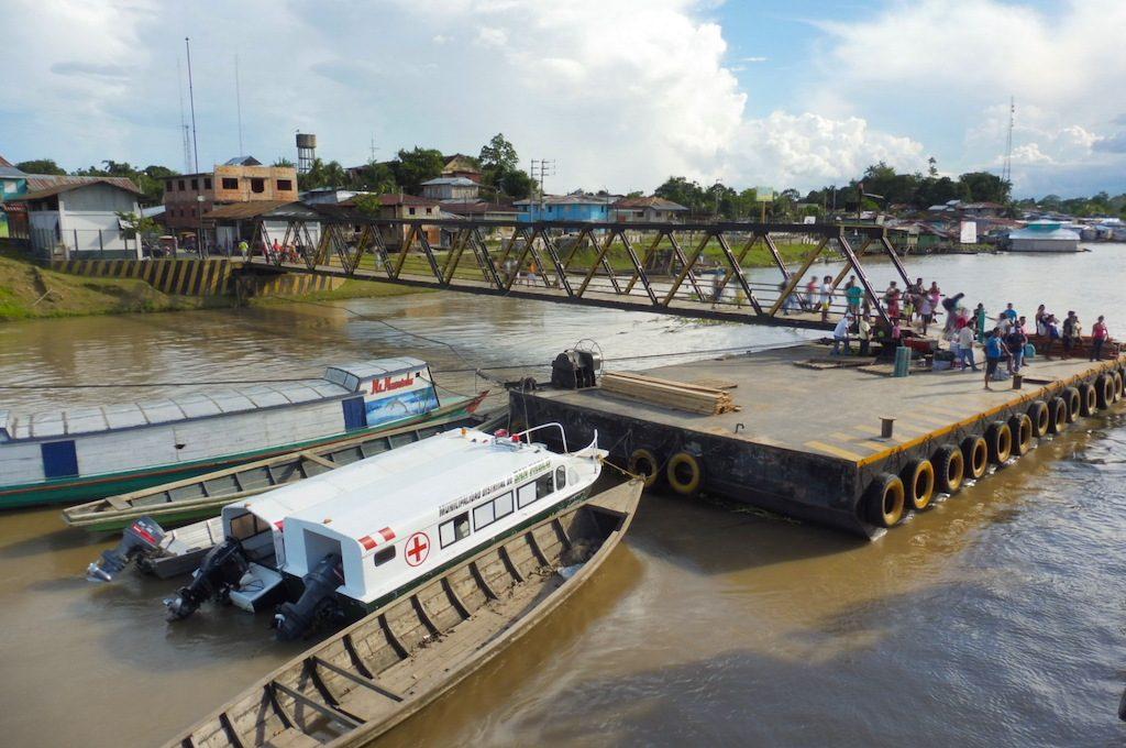 Amazonas Boat Trip