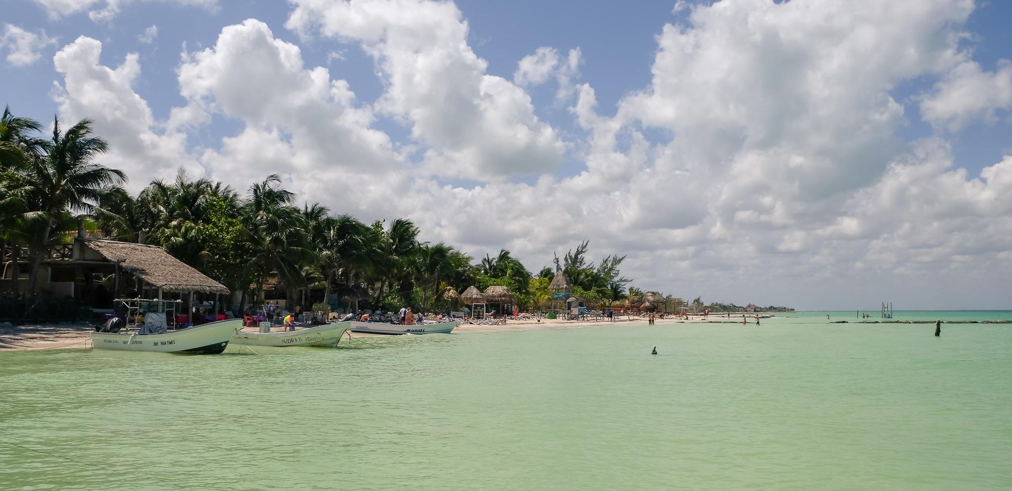 Mexico Holbox Beach