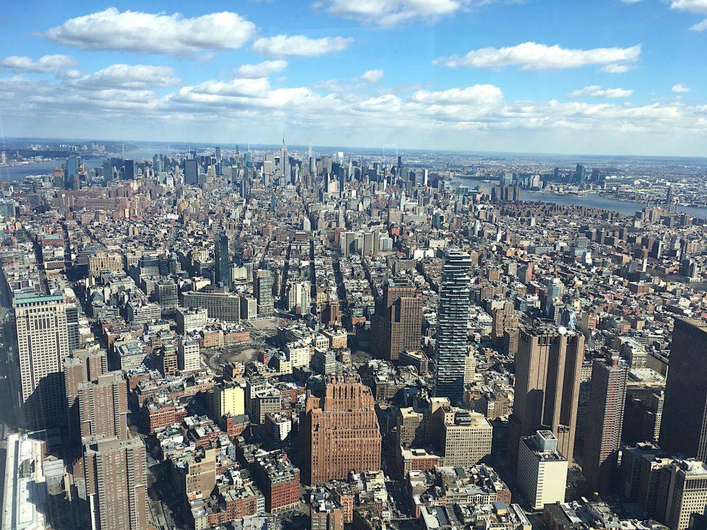 NY One World Observatory min