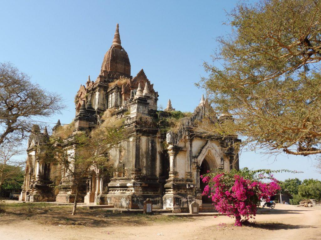 Myanmar. Bagan Temple
