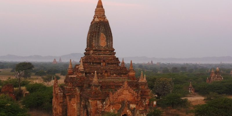 Bagan: City of Temples // Myanmar