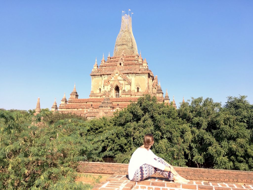 Myanmar. Bagan