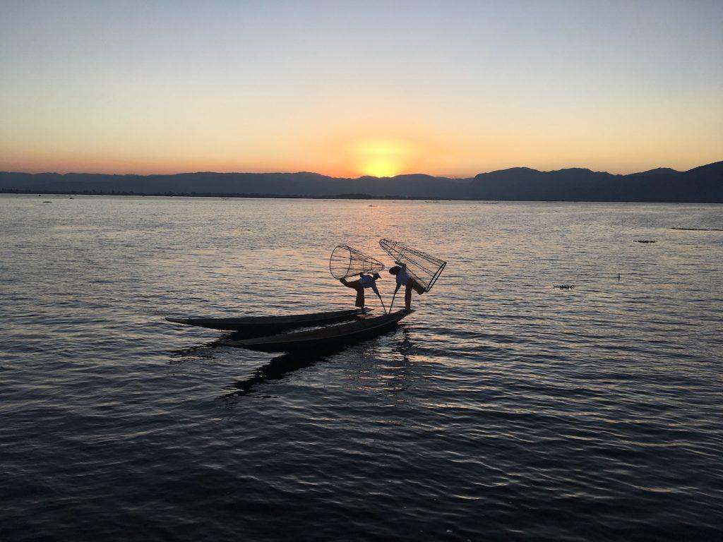 Bagan. Inle Lake