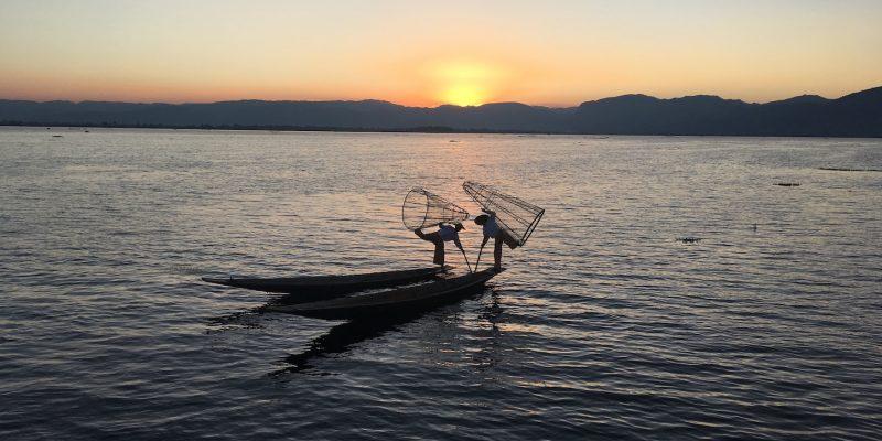 Exploring Inle Lake // Myanmar