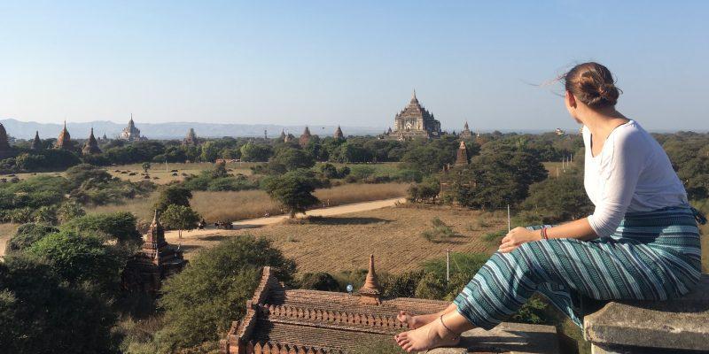Route for 3 Weeks in Myanmar