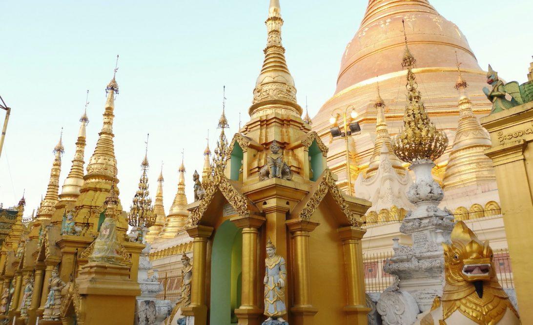 Myanmar. Yangon