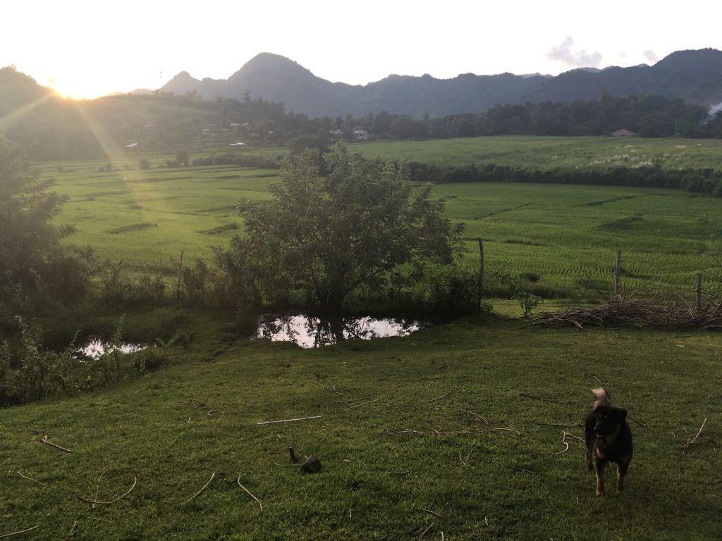 Mount Pinatobu Philippines
