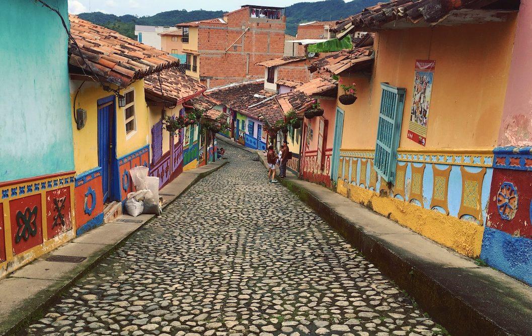 Colombia Guatape