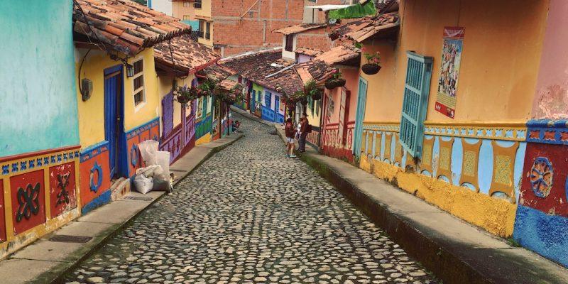 Trip to Guatape & El Peñol // Colombia
