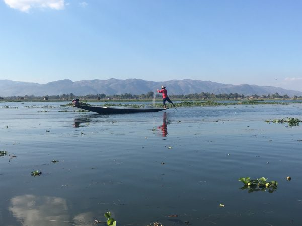 Myanmar. Inle Lake